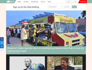 shiftwa.org screenshot