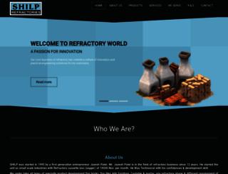 shilpceramics.com screenshot