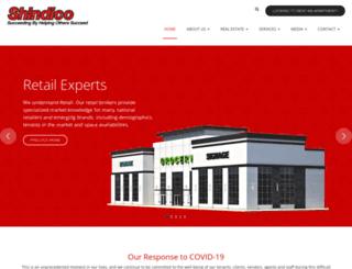 shindico.com screenshot