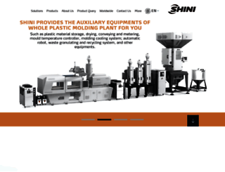 shini.com screenshot