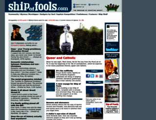 ship-of-fools.com screenshot