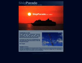 shipalphabet.com screenshot