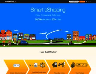 shipdroid.com screenshot