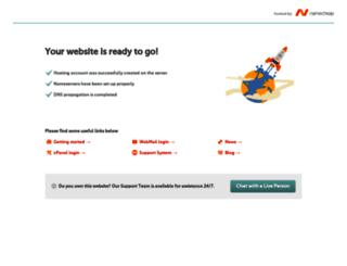 shiplett.org screenshot