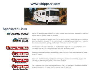 shippsrv.com screenshot