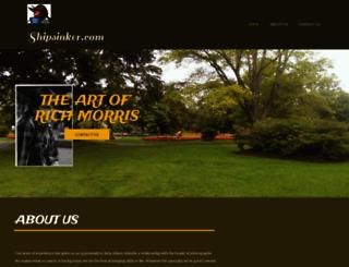 shipsinker.com screenshot
