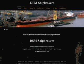 shiptrade.nl screenshot