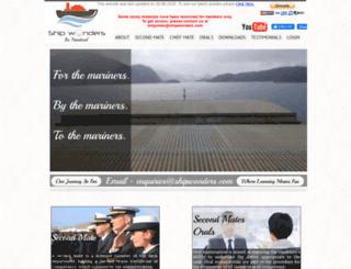 shipwonders.com screenshot