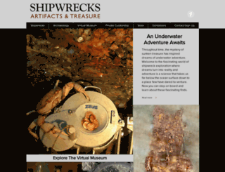 shipwreck.net screenshot
