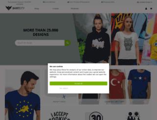 shirtcity.us screenshot