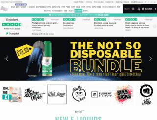 shishasticks.co.uk screenshot