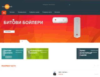 shishkov.bg screenshot