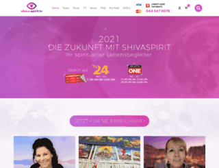 shiva.tv screenshot