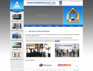 shivaienterprises.com screenshot