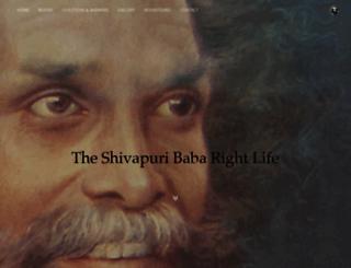 shivapuri-baba.com screenshot