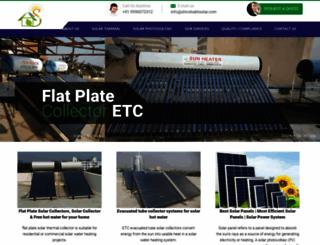 shivshaktisolar.com screenshot