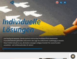 shlgruppe.de screenshot
