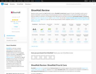 shoemall.knoji.com screenshot