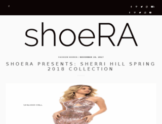 shoera.com screenshot