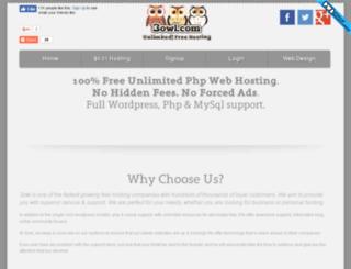 shoereview2013.3owl.com screenshot