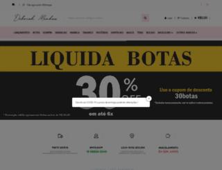 shoeshouse.com.br screenshot