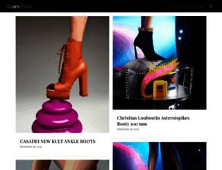 shoespost.com screenshot
