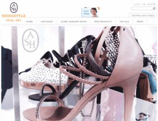 shoesstyleshop.net screenshot