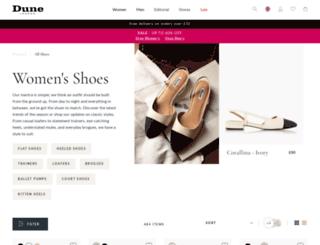shoestudio.com screenshot