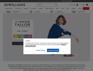 shoetailor.com screenshot