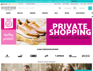 shoetime-online.nl screenshot