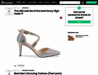 shoewawa.com screenshot