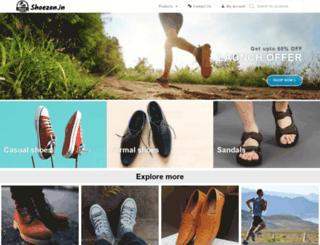 shoezon.com screenshot