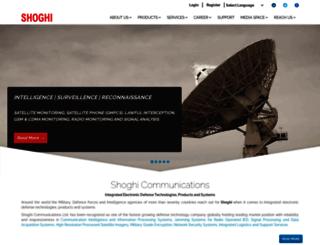 shoghicom.com screenshot