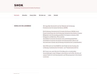 shok-online.de screenshot