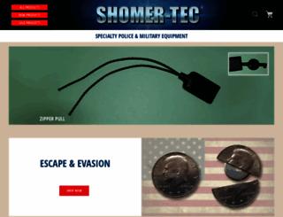 shomer-tec.com screenshot