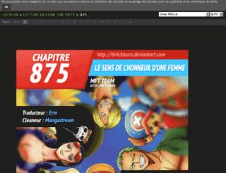 shonenscan.net screenshot