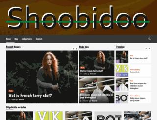 shoobidoo.nl screenshot