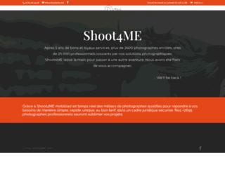 shoot4me.net screenshot