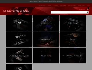 shooterschoicede.com screenshot