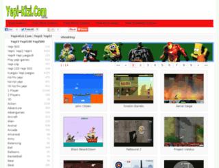 shooting.yepi-kizi.com screenshot