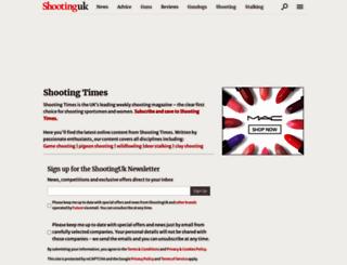 shootingtimes.co.uk screenshot
