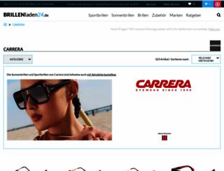 shop-carrera.com screenshot
