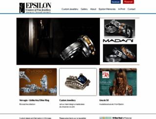 shop-epsilon.ca screenshot