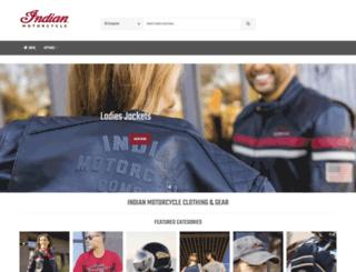 shop-indianmotorcycle.com screenshot