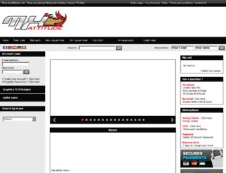 shop-mxattitude.com screenshot