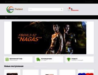 shop-thailand.ru screenshot