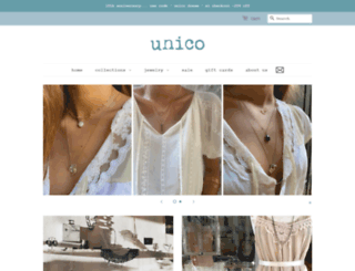 shop-unico.com screenshot