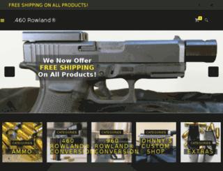 shop.460rowland.com screenshot