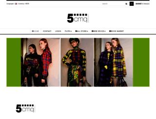 shop.5cmq.com screenshot