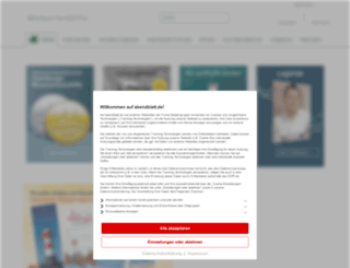shop.abendblatt.de screenshot